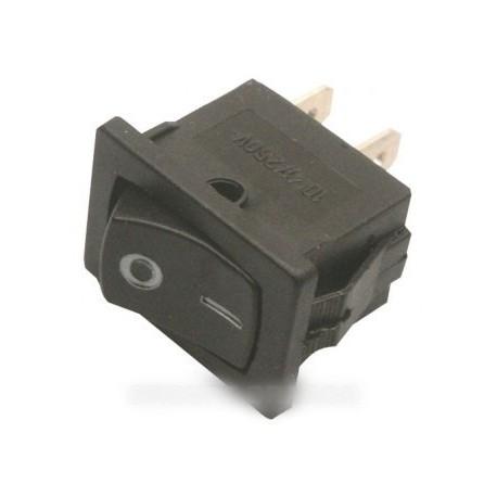 interrupteur m/a 2 cosses (13x19,3mm)