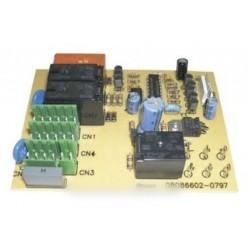 platine commande variateur 08086602