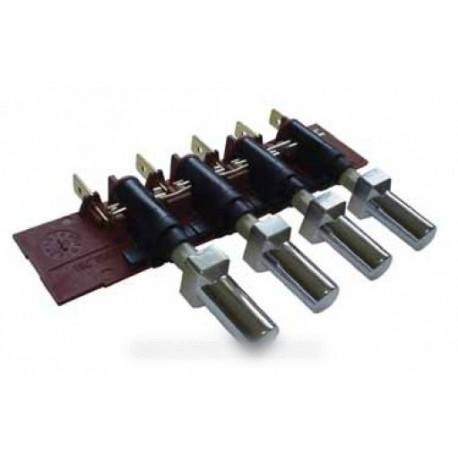 boitier de commande clavier 4 t+ bpl425a