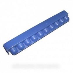 container pour glacons bleu 303 x 54 m/m