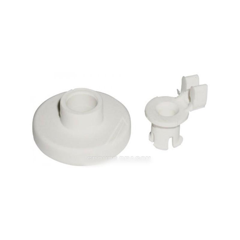roulette de panier inferieur pour lave vaisselle de dietrich 31x6366 1069733 bvm. Black Bedroom Furniture Sets. Home Design Ideas