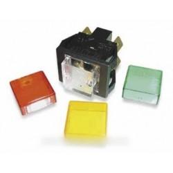 interrupteur kit 27 x 22 m/m 4 cosses