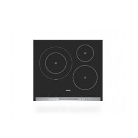 Dessus verre vitro ceram pour table de cuisson siemens 682940 682940 bvm for Plaque verre table
