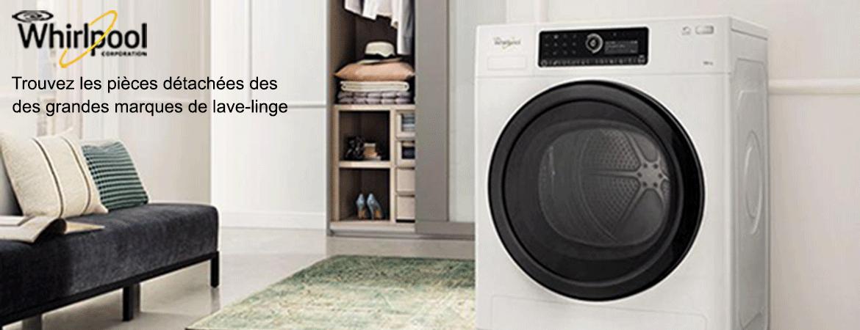 Besoin d'une pièce détachée pour votre lave-linge ?